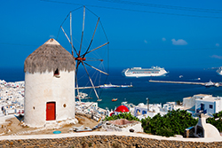 Cruises in Greece and Greek Islands
