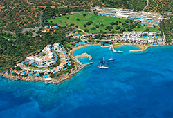 resorts hotels greece
